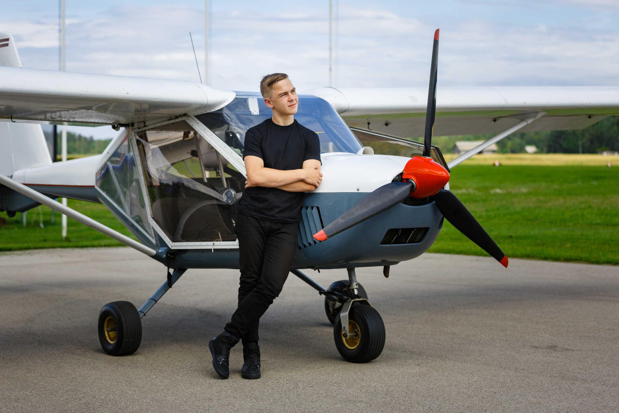 Attestato VDS per velivoli ultra leggeri a motore