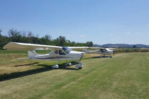 aereo ultraleggero scuola di volo fly felix