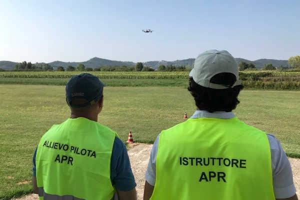corso per pilota di drone MC L - Scuola di volo Fly Felix
