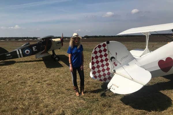Scuola di volo Fly Felix - collaboratrice