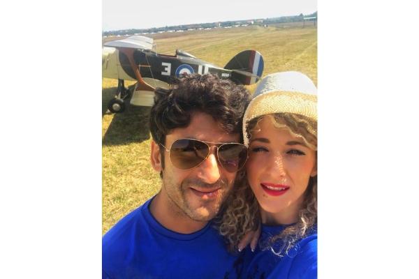 scuola di volo fly felix - chi siamo - chiara e stefano
