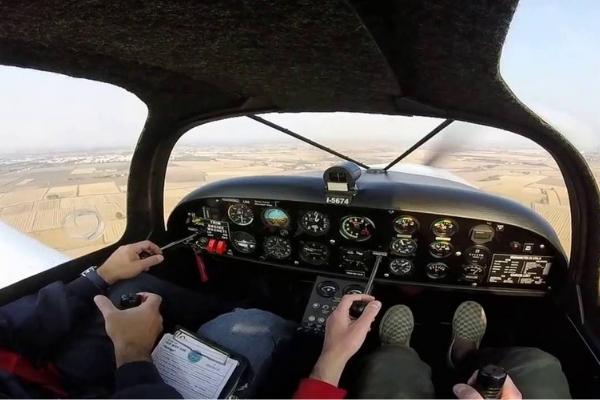 Abilitazione a velivoli ULM biposto